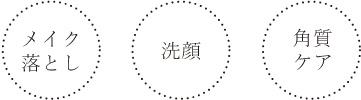パー・エフェクト クレンジングジェル 手軽な1本3役